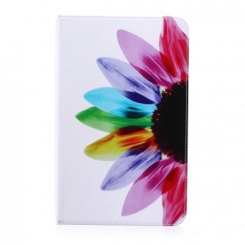 Дизайнерский чехол флип подставка с полноповерхностным принтом для Samsung Galaxy Tab E 9.6