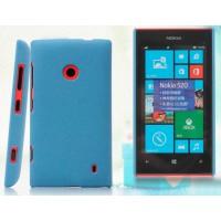 Пластиковый чехол с защитой от царапин для Nokia Lumia 520/525 Синий