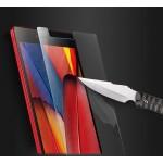 Ультратонкое износоустойчивое сколостойкое олеофобное защитное стекло-пленка для Lenovo Vibe Shot