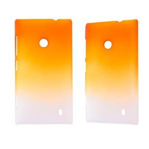 Градиентный пластиковый чехол для Nokia Lumia 520/525