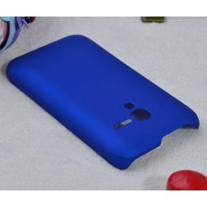 Пластиковый матовый непрозрачный чехол для Alcatel One Touch Pop D3