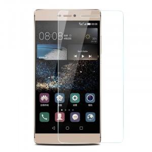 Ультратонкое износоустойчивое сколостойкое олеофобное защитное стекло-пленка для Huawei P8