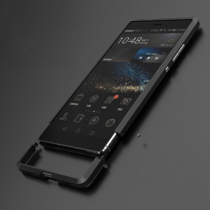 Металлический сборный премиум бампер усиленного профиля для Huawei P8 Lite