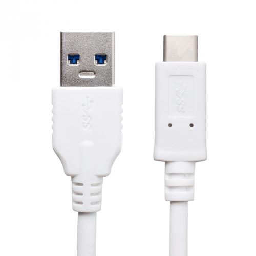 Интерфейсный силиконовый кабель USB 3.1 Type-C 1m