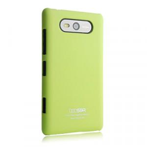 Матовый пластиковый чехол-накладка для Nokia Lumia 820