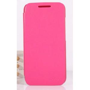 Чехол флип для HTC Desire 616 Пурпурный