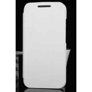 Чехол флип для HTC Desire 616 Белый