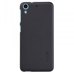 Пластиковый матовый нескользящий премиум чехол для HTC Desire 626/628
