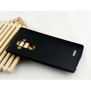 Пластиковый матовый непрозрачный чехол для LG G4 S