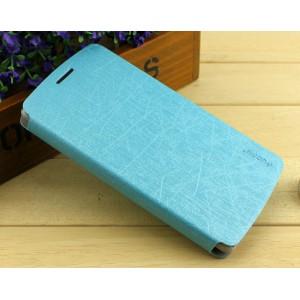 Текстурный чехол флип подставка на присоске для LG G4 S