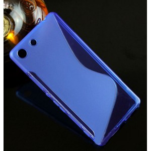 Силиконовый S чехол для Sony Xperia M5