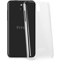Пластиковый транспарентный чехол для HTC Desire 610