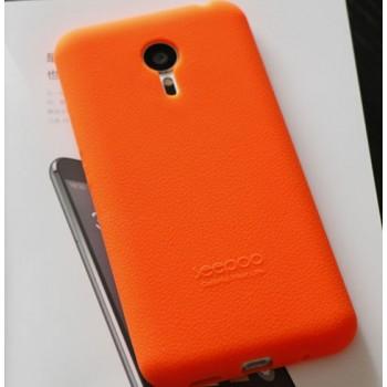 Силиконовый софт-тач премиум чехол для Meizu MX5