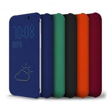 Точечный чехол смарт флип с функциями оповещения для HTC One M9+
