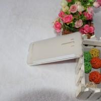 Силиконовый матовый полупрозрачный чехол для ASUS Zenfone Selfie Белый