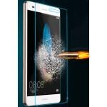 Ультратонкое износоустойчивое сколостойкое олеофобное защитное стекло-пленка для Huawei P8 Lite