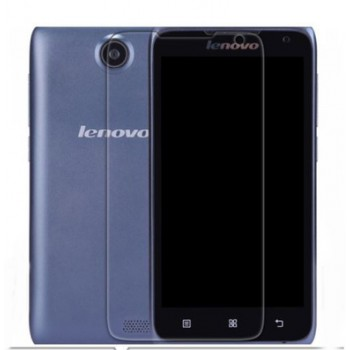 Ультратонкое износоустойчивое сколостойкое олеофобное защитное стекло-пленка для Lenovo A526