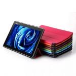 Чехол флип подставка сегментарный на поликарбонатной основе для ASUS ZenPad 10