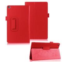 Чехол подставка с рамочной защитой для ASUS ZenPad 8 Красный
