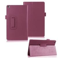 Чехол подставка с рамочной защитой для ASUS ZenPad 8 Розовый