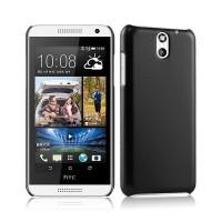 Пластиковый чехол серия Metallic для HTC Desire 610 Черный