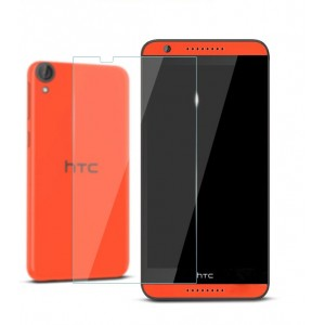 Ультратонкое износоустойчивое сколостойкое олеофобное защитное стекло-пленка для HTC One M9+