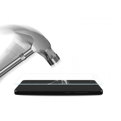 Ультратонкое износоустойчивое сколостойкое олеофобное защитное стекло-пленка для ASUS Zenfone Selfie