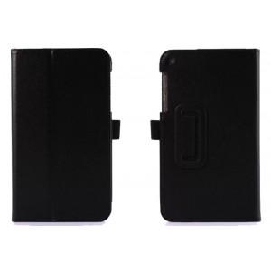 Чехол подставка с рамочной защитой серия Full Cover для ASUS ZenPad 7.0 Черный