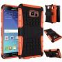 Антиударный силиконовый чехол экстрим защита с подставкой для Samsung Galaxy Note 5