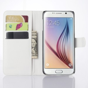 Чехол портмоне подставка с защелкой для Samsung Galaxy Note 5