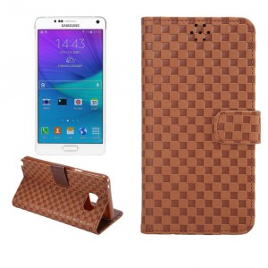 Текстурный чехол флип подставка с застежкой с отделением для карт для Samsung Galaxy Note 5