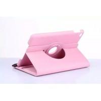 Чехол подставка роторный для Ipad Mini 4 Розовый