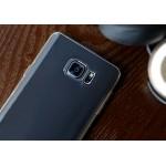 Силиконовый транспарентный чехол для Samsung Galaxy Note 5