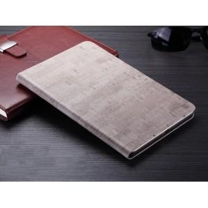 Чехол подставка на поликарбонатной основе текстура Камень для Ipad Mini 2