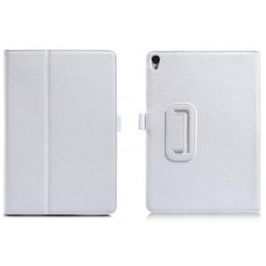 Чехол подставка с внутренними отсеками серия Full Cover для Google Nexus 9 Белый