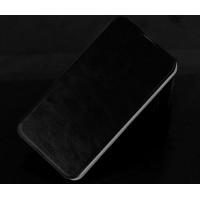 Чехол флип водоотталкивающий для LG Optimus G Pro Черный