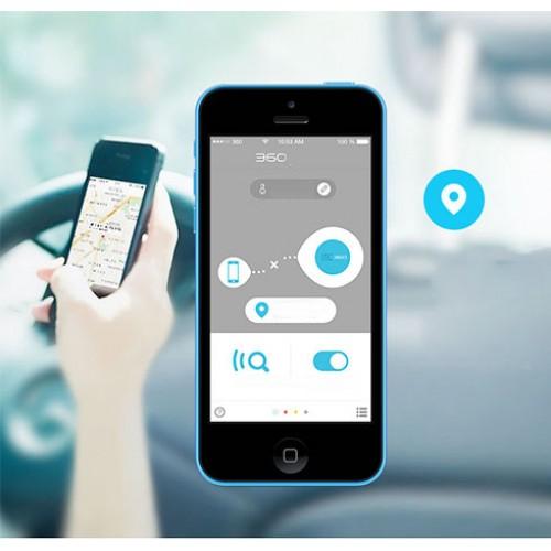 Bluetooth 4.0 метки для контроля нахождения предметов радиус действия до 10 м