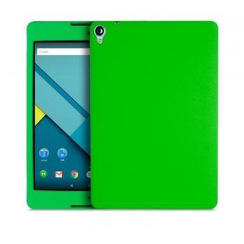 Силиконовый матовый непрозрачный чехол для Google Nexus 9