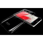 Пластиковый транспарентный чехол для LG Optimus G Pro