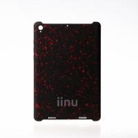 Пластиковый матовый дизайнерский чехол с голографическим принтом Звезды для Xiaomi MiPad Красный