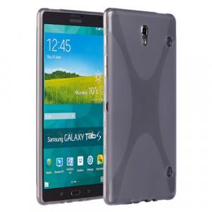 Силиконовый чехол X для Samsung Galaxy Tab S 8.4 Серый