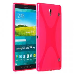 Силиконовый чехол X для Samsung Galaxy Tab S 8.4 Красный
