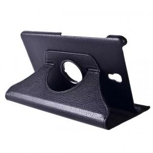 Чехол подставка роторный для Samsung Galaxy Tab S 8.4 Черный