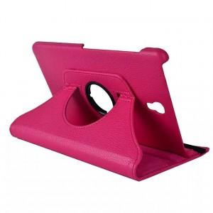 Чехол подставка роторный для Samsung Galaxy Tab S 8.4 Розовый