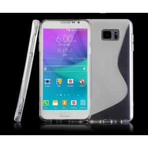 Силиконовый S чехол для Samsung Galaxy Note 5
