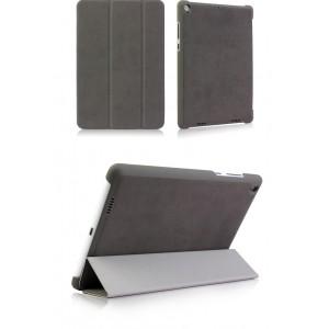 Винтажный чехол флип подставка сегментарный для Xiaomi MiPad Серый