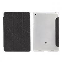 Чехол флип подставка сегментарный серия Glossy Shield для Xiaomi MiPad Черный
