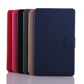 Чехол подставка на силиконовой основе с внутренними карманами и застежкой Wallet для Samsung Galaxy Tab S 8.4