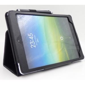 Чехол подставка с рамочной защитой экрана для Xiaomi MiPad Черный