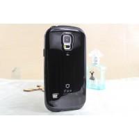 Дизайнерский ультразащитный чехол для Samsung Galaxy S4 Черный